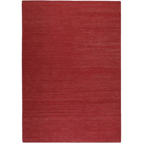 Esprit Rainbow Kelim Red Rug