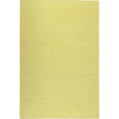 Esprit Rainbow Kelim Yellow Rug