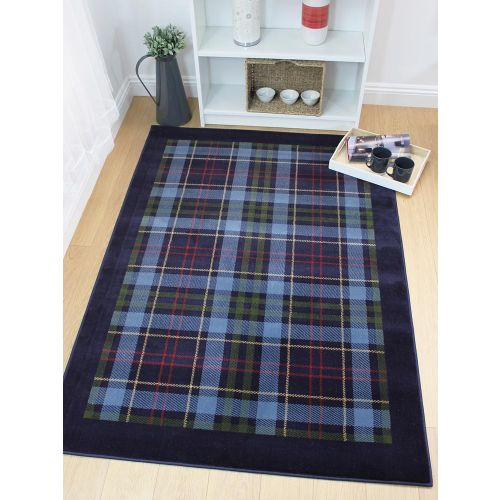 Galloway Rug Blue