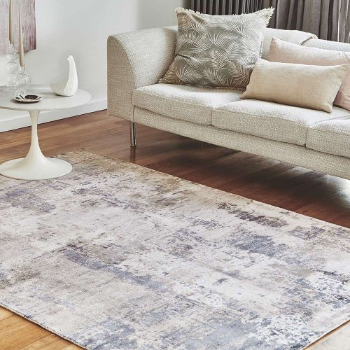Gatsby Silky Rug Cloud