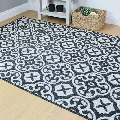 Grey Kitchen Rug