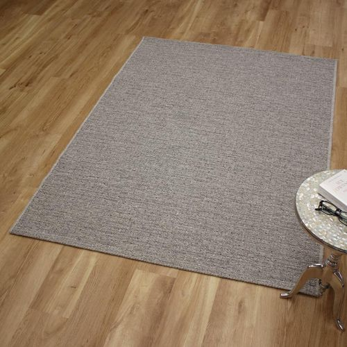High Line Woolen Rug 3017 Lt Grey