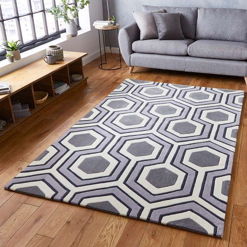 Hong Kong Rug 3661 Grey