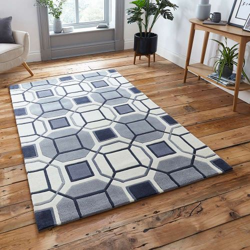 Hong Kong Rug 9238 Ivory Grey
