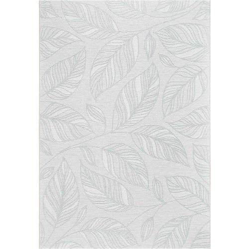 Indoor Outdoor Rug Mint Leaf Newquay