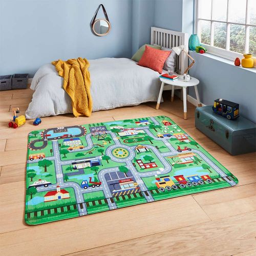 Inspire G4563 Childrens Car Rug