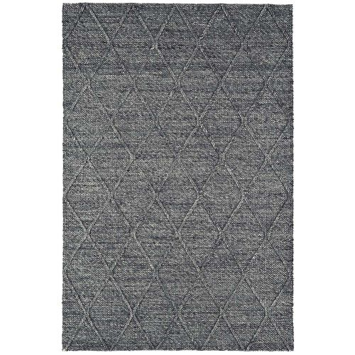 Katherine Carnaby Coast Diamond 01 Charcoal Rug