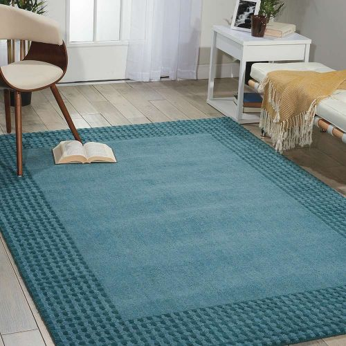 Kathy Ireland Rug Cottage Grove KI700 Ocean
