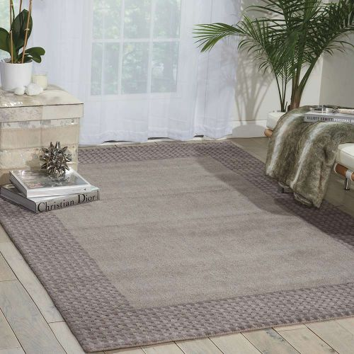 Kathy Ireland Rug Cottage Grove KI700 Steel