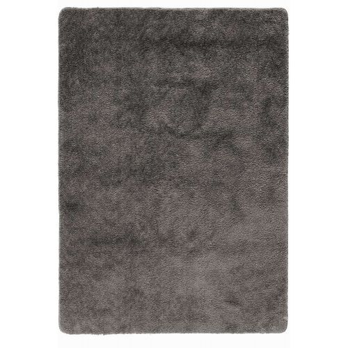 Lavo Plain Charcoal Rug