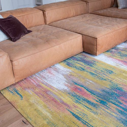 Atlantic's Monetti 9117 Hydrangea Mix Rug