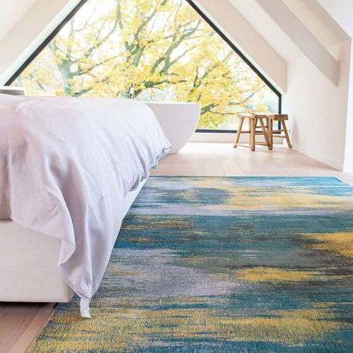 Atlantic's Monetti 9119 Nymphea Blue Rug