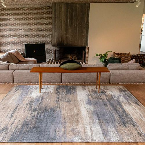 Atlantic's Monetti 9121 Giverny Beige Rug