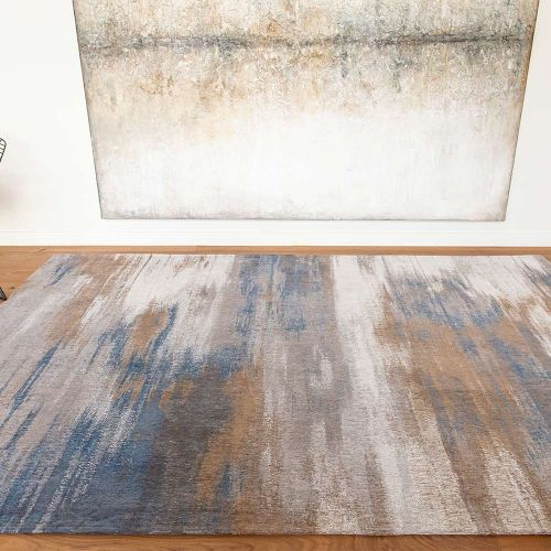 Atlantic's Monetti 9122 Grey Impression Rug