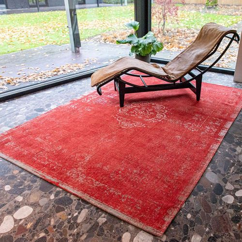 Fading World Medaillon 9147 Cherry Rug