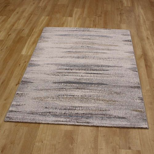 Liberty Rugs Grey Ochre Blue 08 6151
