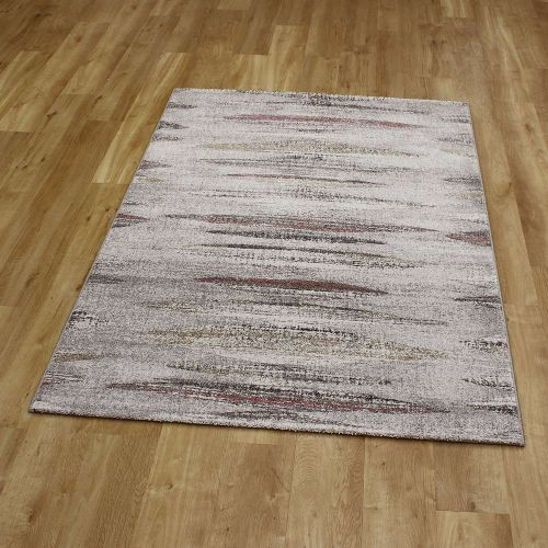 Liberty Rugs Grey Salmon Ochre 08 6111