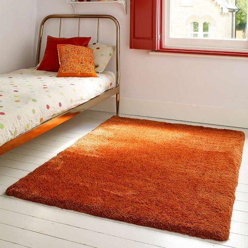 Lulu Soft Touch Rug Spice