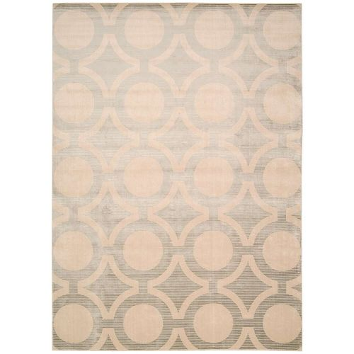 Luminance Rug LUM01 Cream Grey
