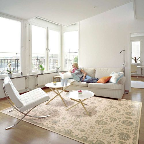 Luminance Rug LUM06 Cream