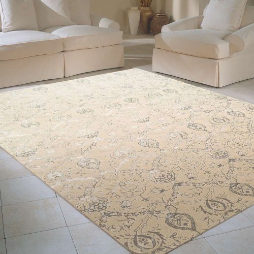 Luminance Rug LUM07 Cream