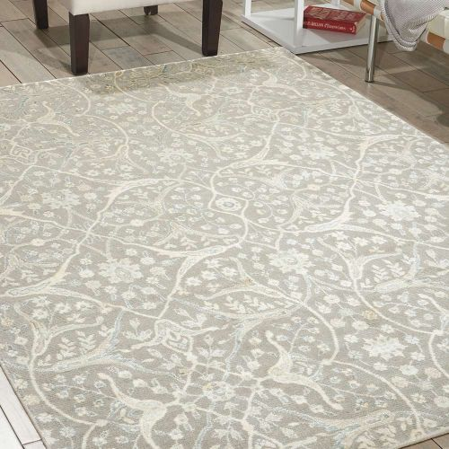 Luminance Rug LUM08 Steel