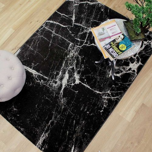 Marble Rug Midnight 37201 792