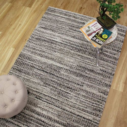 Mehari Rug Grey Brown beige 177 6258