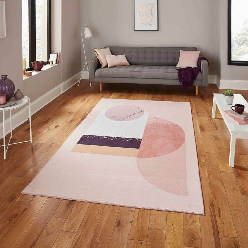 Michelle Collins AB0157 Rose Rug