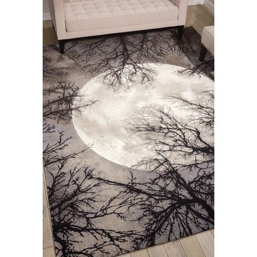 Moon Twilight Rug Silhouette TWI17
