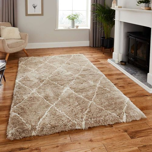 Sale Morocco Medium Rug 2491 Beige Cream 120x170cm
