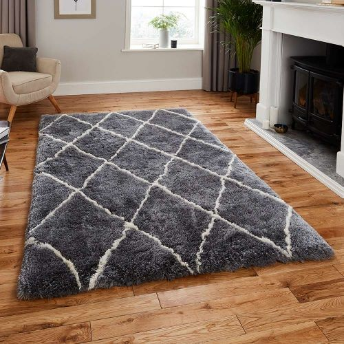 Morocco Rug 2491 Grey Cream