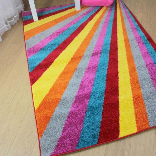 Multi Colour Spark Rug
