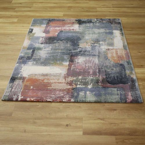 Multi Coloured Galleria Rug 63504 6626