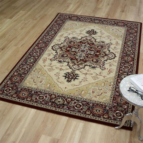 Noble Art Rug 65140/191 Red Beige