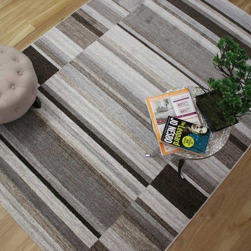 Nomad Rug Grey Brown 26008 6262