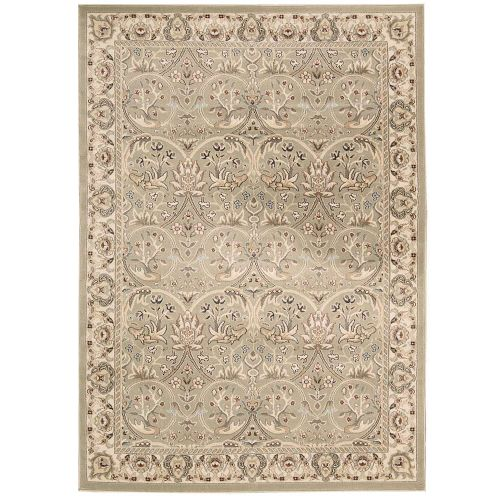Nourison Walden Rug WAL03 Light Green