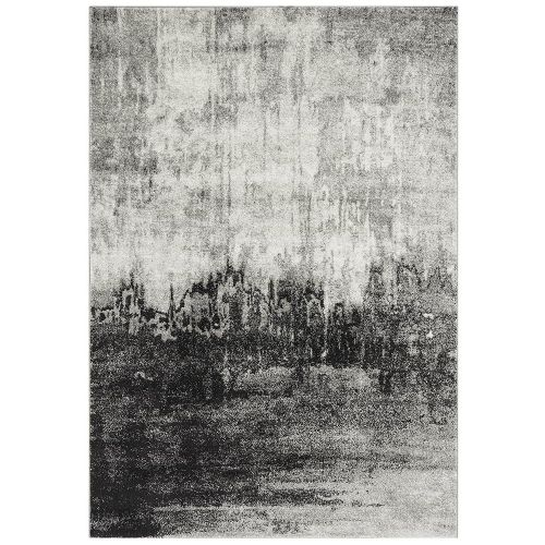 Nova Rug NV03 Distressed grey