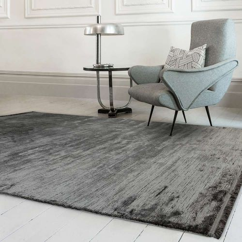 Olympia OL04 Anthracite Modern Rug