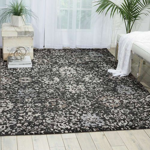 Onyx Twilight Rug Persian Motif TWI13