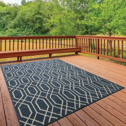 Outside Rug Havana 192 B Blue