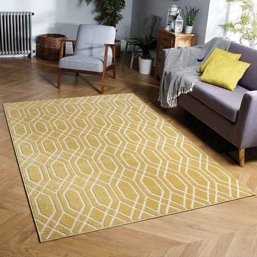 Outside Rug Havana 192 Y Yellow