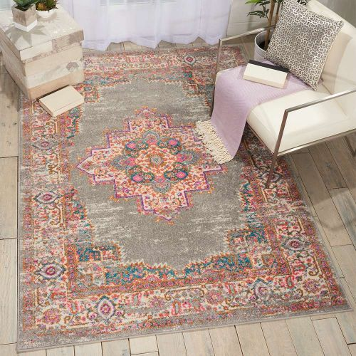 Passion rug PSN03 Grey