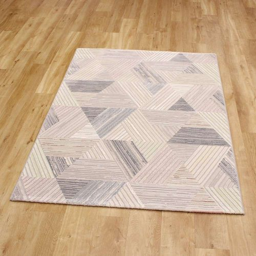Pastel Geometric Rug Canyon 52047 6464