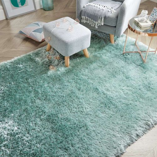 Pearl Mint Green Rug