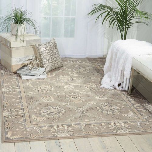 Persian Empire Wool Rug PE22 Flint