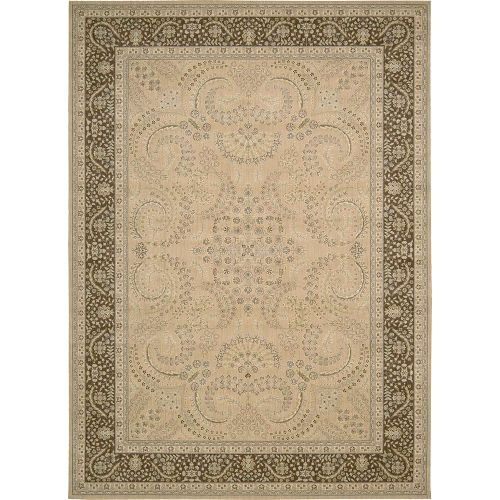 Persian Empire Wool Rug PE25 Sand