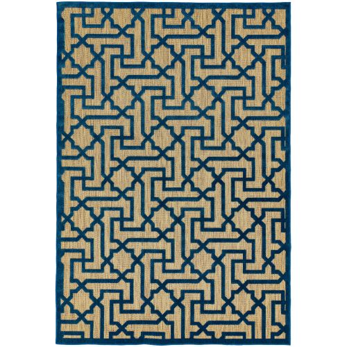 Plaza Rug PZ03 in Navy