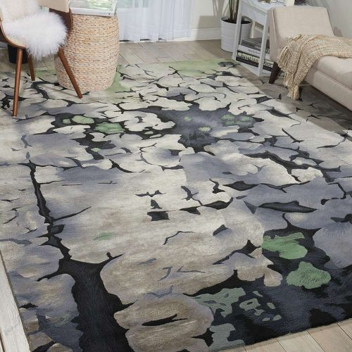 Prismatic Rug PRS03 Charcoal