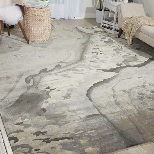 Prismatic Rug PRS05 Silver Cloud